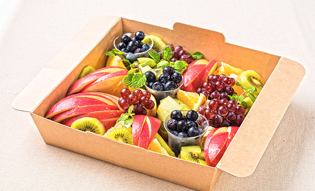季節のフレッシュフルーツ盛り合わせ